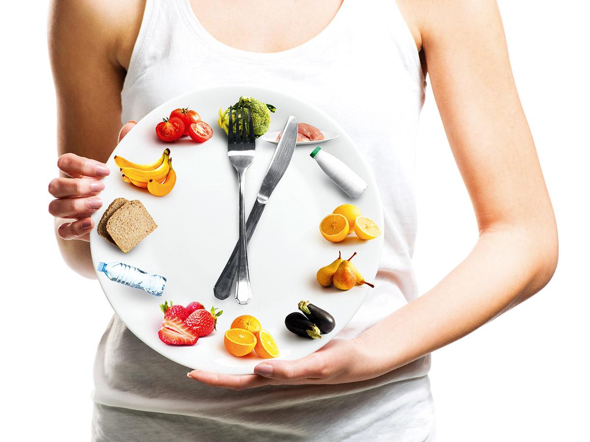 Tanjir sa namirnicama za hrono ishranu