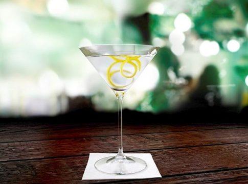 Martini Bianco Koktel