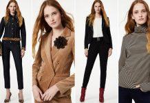 devojke u modnim kombinacijama za jesen i zimu