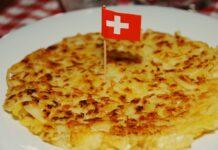Tradicionalno švajcarsko jelo osti